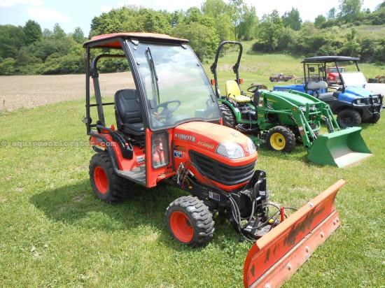 Tractor For Sale:  2010 Kubota BX2660RV