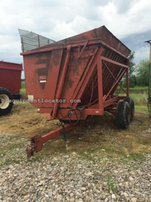 Grain Cart For Sale:  Richardton 750