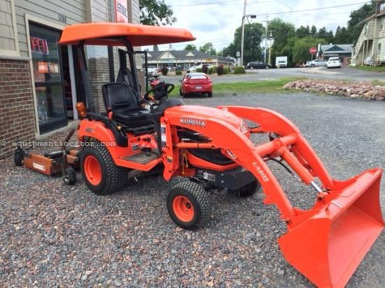 Tractor For Sale:  2010 Kubota BX1860