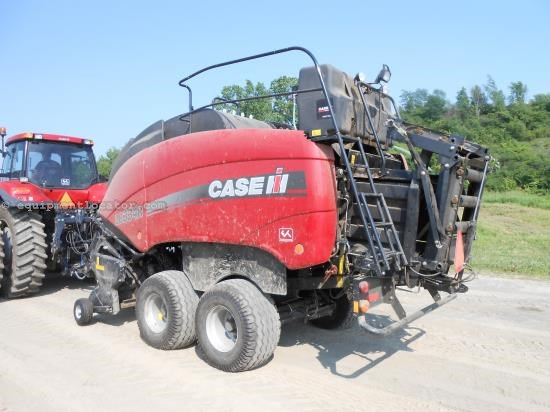 Baler-Big Square For Sale:  2013 Case IH LB334