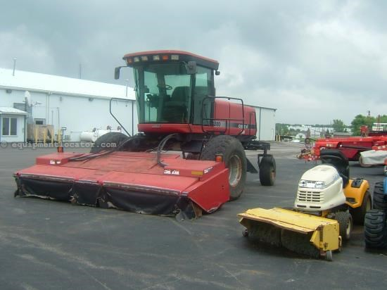 Windrower-Self Propelled For Sale:  1999 Case IH 8880