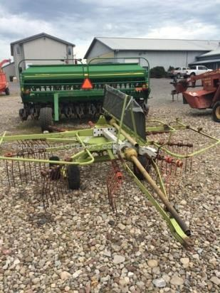 Hay Rake-Rotary For Sale:  Claas 380