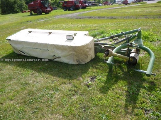 2001 Krone AM283S Disc Mower For Sale at EquipmentLocator com