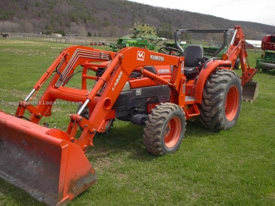Tractor For Sale:  2003 Kubota L4630HST