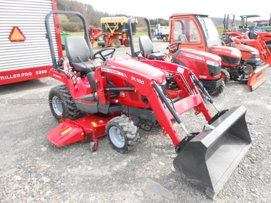 Tractor For Sale:  2011 Massey Ferguson GC2600
