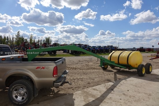 1995 John Deere 7200 - 16R30, FF,Vac Meter, Whippers, Liq Fert  Planter For Sale