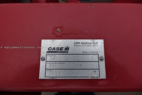 2012 Case IH 3408, 8R30, 6088/7088/7120, FT, Hyd Deck Plates Header-Corn For Sale