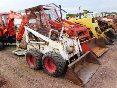 1966 Bobcat 500 Skid Steer For Sale At Equipmentlocator Com