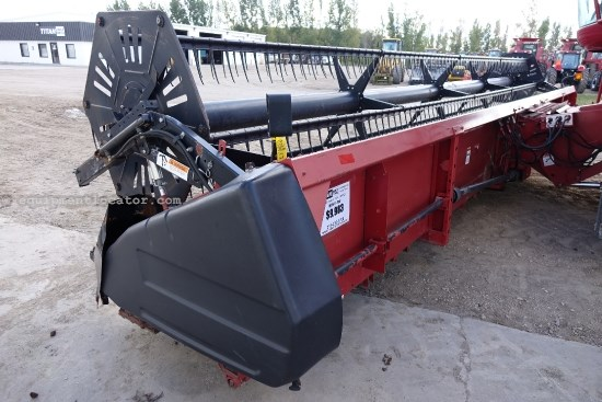 2003 Case IH 1020, 30 Ft, FT, Poly, 1688/2188/2366/2388 Header-Flex For Sale