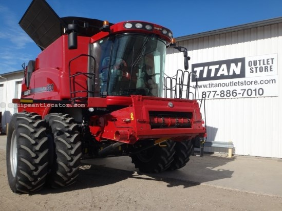 2012 Case IH 8230, 856 Sep Hr, Warranty*, AFX Rotor, RT, FT Combine For Sale