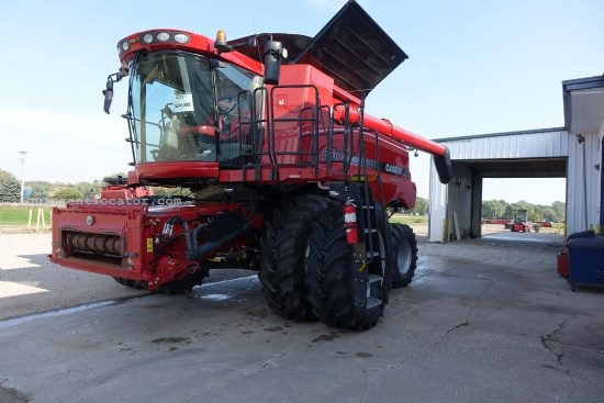 2012 Case IH 8230, UPTIME READY!, 761 Sep Hr, RT, FT Combine For Sale