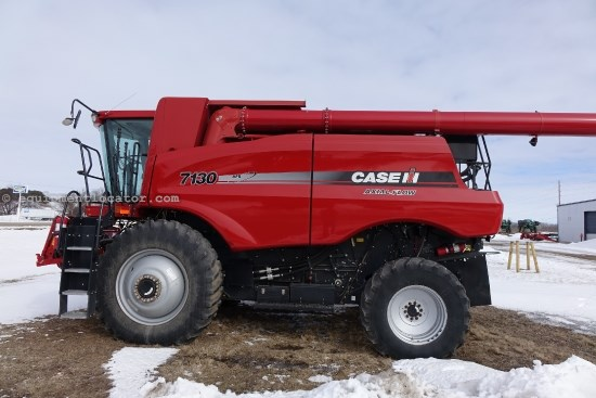 2012 Case IH 7130, 1262 Sep Hr, Warranty*, AFX Rotor, RT, FT Combine For Sale