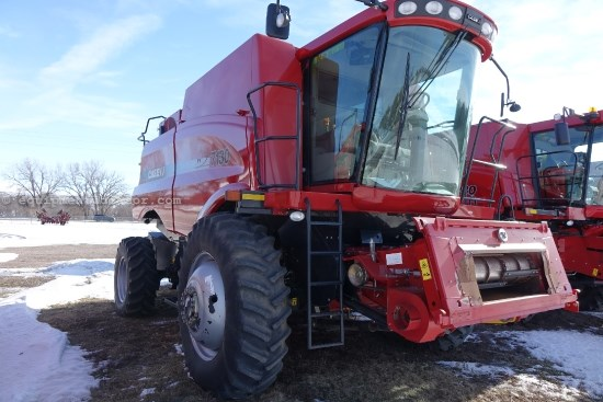 2012 Case IH 7130, 1044 Sep Hrs, Warranty*, AFX Rotor, RT, FT Combine For Sale