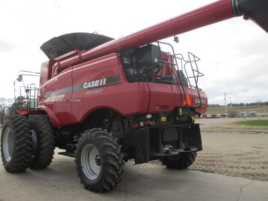 2012 Case IH 7130, UPTIME READY, 1311 Sep, Warranty*, RT, FT Combine For Sale
