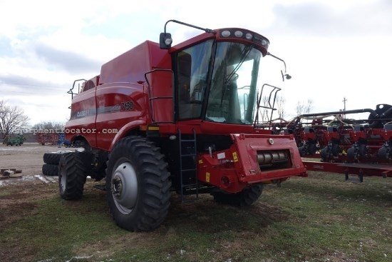 2012 Case IH 7130, 1452 Sep Hr, Warranty*, AFX Rotor, RT, FT Combine For Sale