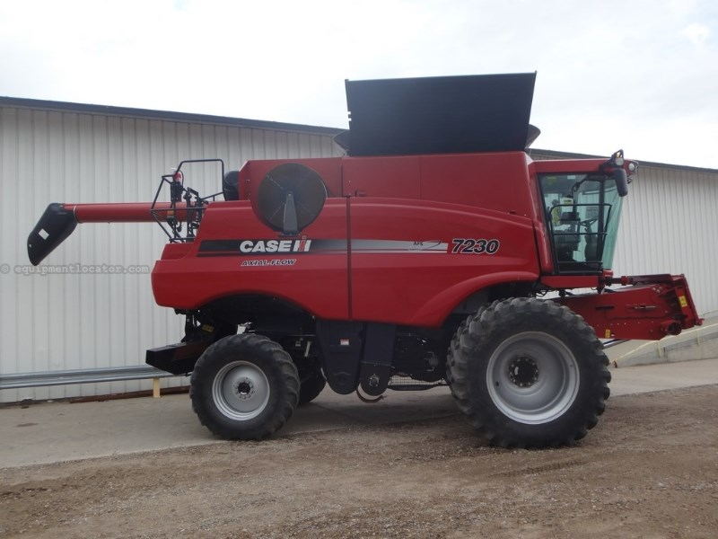 2012 Case IH 7230, 1535 Sep Hrs, Warranty* Combine For Sale