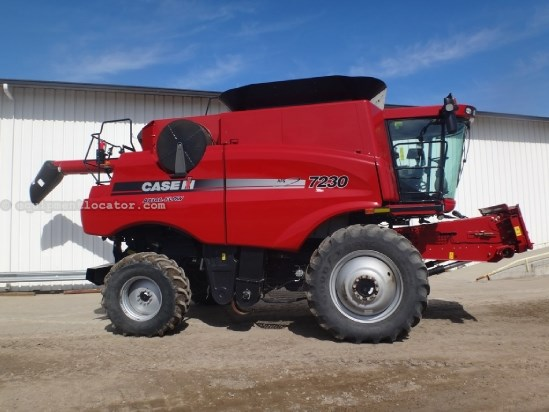2012 Case IH 7230, 1260 Sep Hr, Warranty*  Combine For Sale