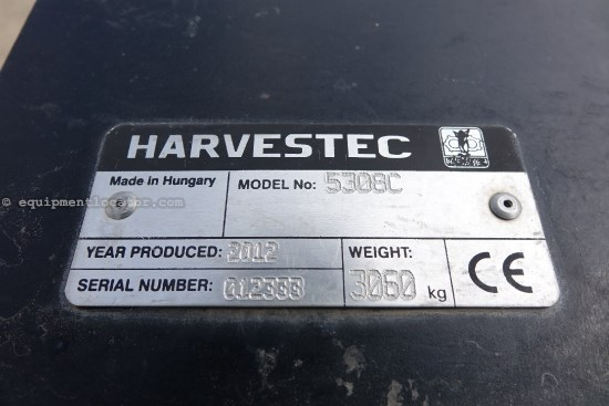 2012 Harvestec 5308C, 8R30, ROTARY CHOPPING, FITS GLEANER S67/S77 Header-Corn For Sale