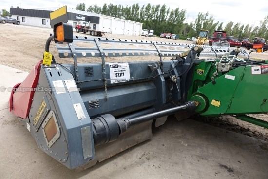 2005 Cressoni 8R30, Contour, Hyd Dk Plates, Poly, 9660/9760/9860 Header-Corn For Sale