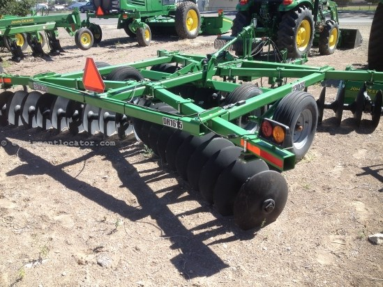 2012 Frontier DH1615 Disk Harrow For Sale At