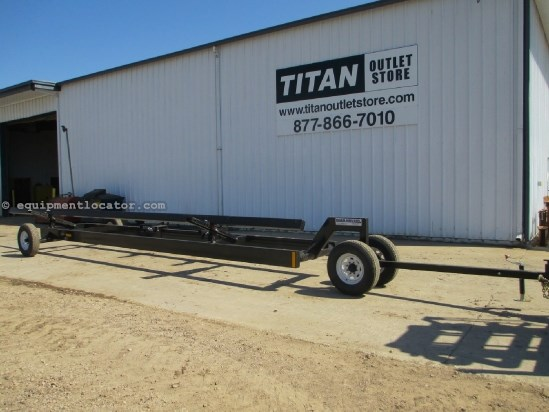 2013 Duo-Lift DL32, 32 ft Header Trailer For Sale