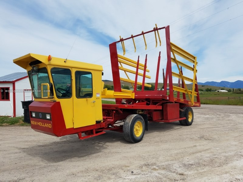 2002 New Holland 1095 Bale Wagon-Self Propelled For Sale at