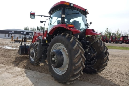 2011 Case IH Puma 145CVT, 764 Hr, Loader Joystick, 3 Pt Tractor For Sale