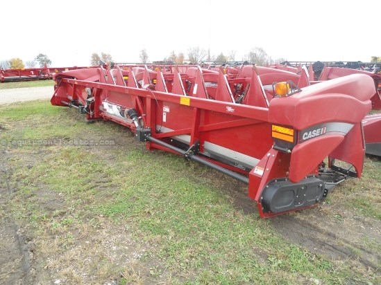 2012 Case IH 3412, Fits 7120/8120/9120, 12R30, HHC, FT, Knife Header-Corn For Sale