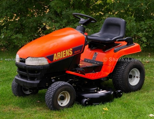 Click Here To View More Ariens 1542 Riding Mowers For On Equipmentlocator