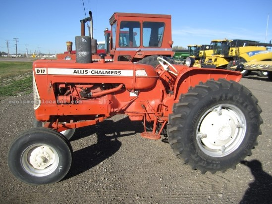 1966 Allis Chalmers D17 Tractor For Sale at EquipmentLocator com