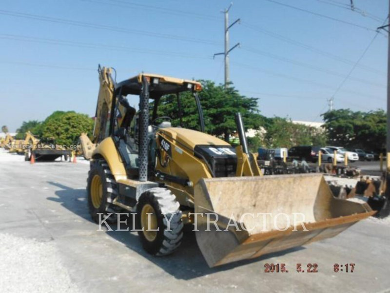 2013 Caterpillar 416FST Image 1