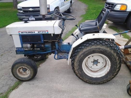 Transmission For Sale >> 1985 Mitsubishi MT372 Tractor For Sale at EquipmentLocator.com