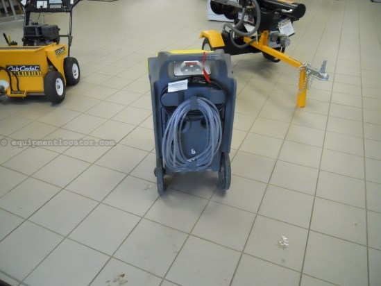 2011 Wacker 115, 300 CFM Attachment For Sale