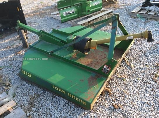 2001 John Deere 513 Rotary Cutter For Sale at