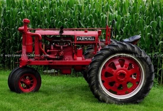 Farmall Compact Tractors For Sale : Farmall f tractor for sale at equipmentlocator