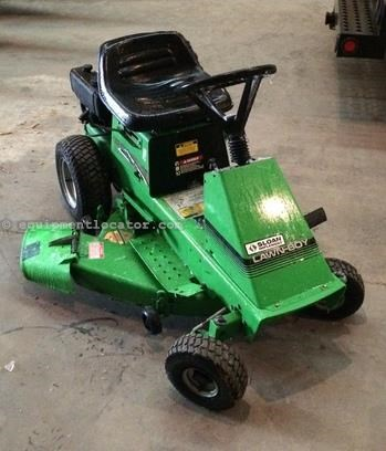 1991 Lawn Boy 52144a Riding Mower For Sale At