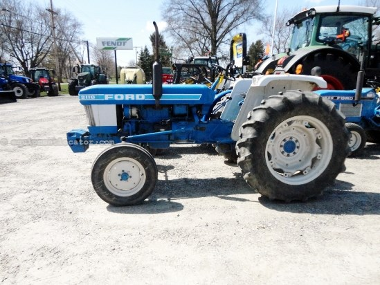 Ford 2110 Tractor : Ford tractor for sale at equipmentlocator