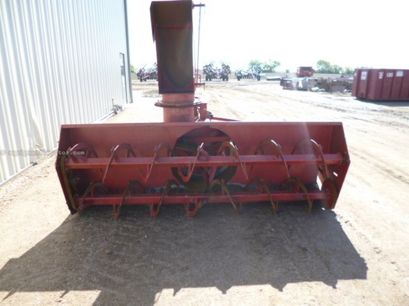 """1998 Schweiss 108, 540 PTO, 108"""", Hyd Spout, Dbl Auger Snow Blower For Sale"""