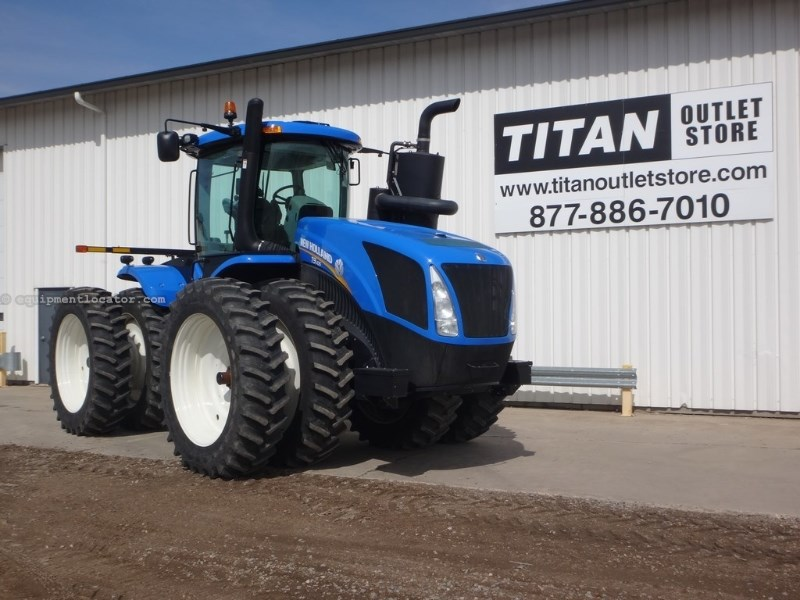 2014 New Holland T9435, 354 Hr, Auto Guidance, $24237 Annual Pymt Tractor For Sale