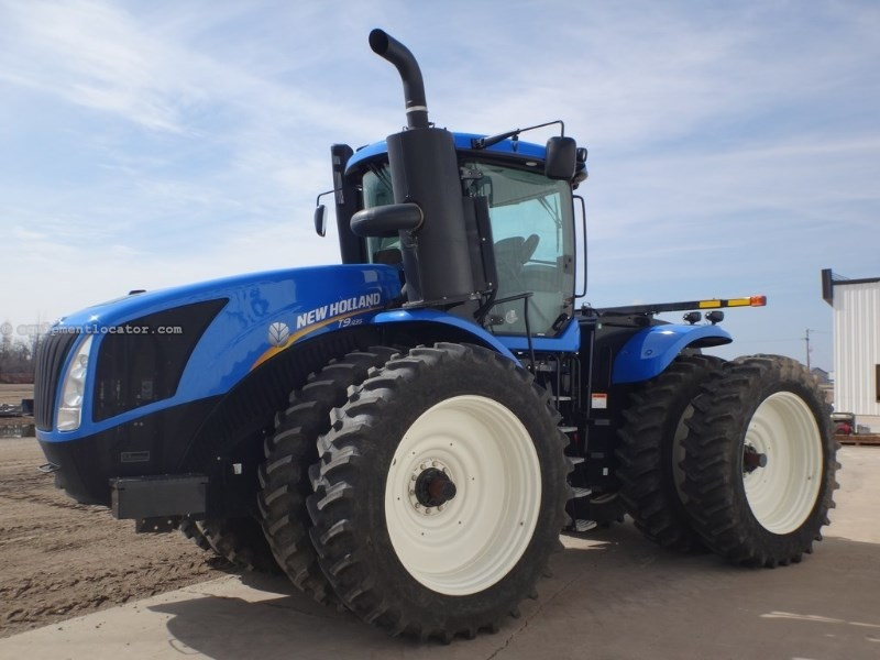 2014 New Holland T9435, 354 Hr, 6 Rem, $24237 Annual Pymt Tractor For Sale