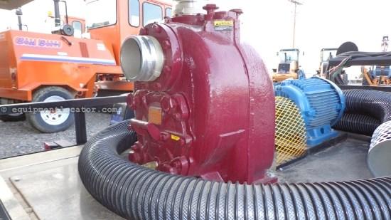 2014 Pioneer ES6012HO, 50' Discharge Hose, 150' Elec Cord Water Pump For Sale