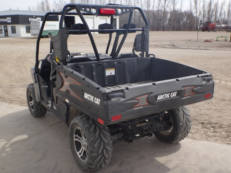 2012 Arctic Cat Prowler 700, 3072 Mi, Liq Cooled, PS, Hitch Utility Vehicle For Sale