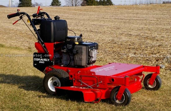 Gravely hydro Pro 50 manual
