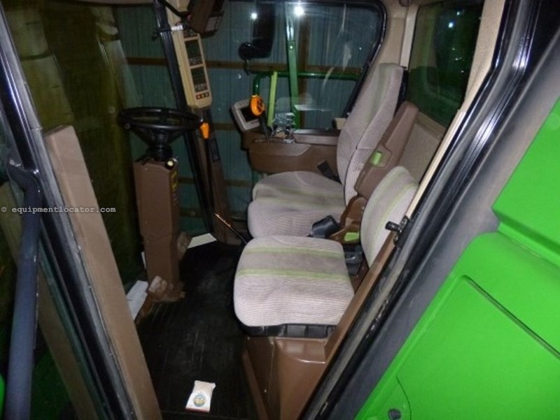 2009 John Deere 9770STS, 1107 Sep Hr, Bullet Rotor, Bin Ext, RT Combine For Sale