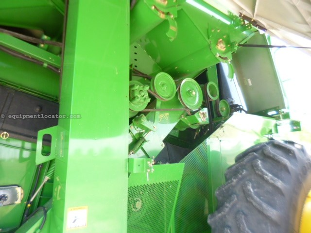 2009 John Deere 9770STS, 1203 Sep Hr, Bullet Rotor, Bin Ext, RT Combine For Sale
