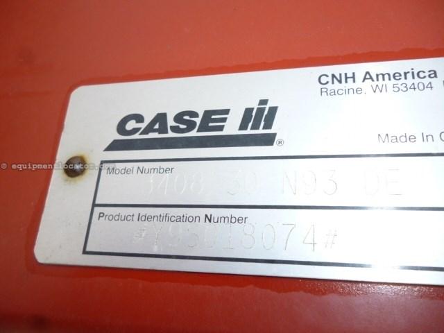 2009 Case IH 3408, Fits 6088/7088/7120/9120, 8R30,HHC,FT,Knife Header-Corn For Sale