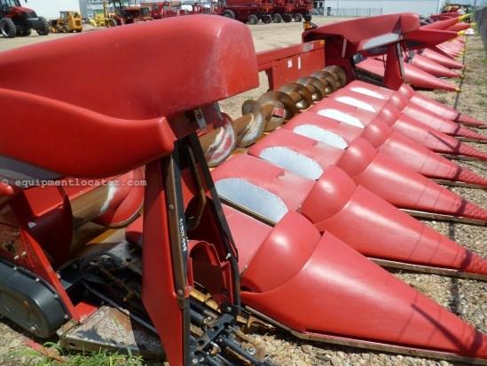2008 Case IH 3208, Fits 2166/2366/2388, HHC, FT, Hy Dk Plt Header-Corn For Sale