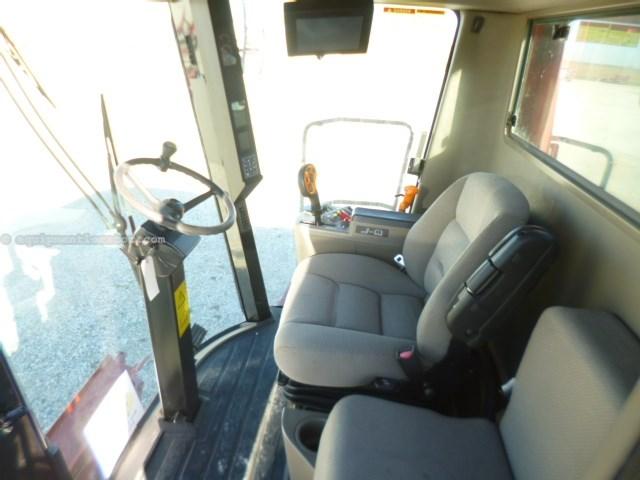 2011 Case IH 7088, 752 Sep Hr, RT, FT, Chop/Spread, Dlx Cab Combine For Sale
