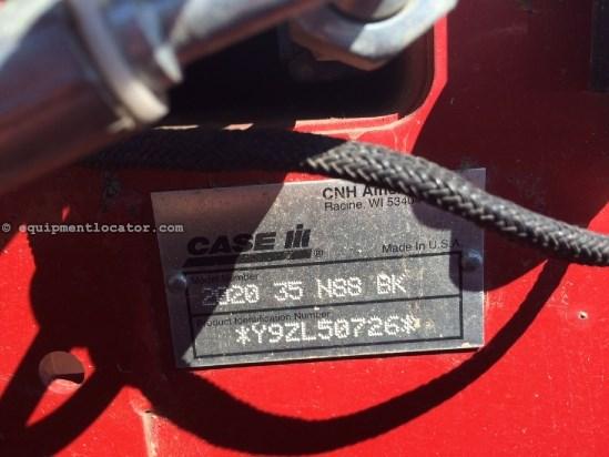 2009 Case IH 2020, 35', Fits 8120/8230, Ft,Dual Knife Header-Auger/Flex For Sale