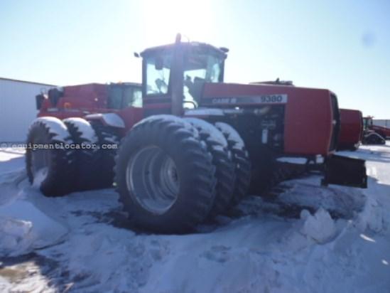 1996 Case IH 9380 Tractor For Sale at EquipmentLocator.com
